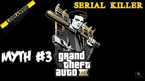 GTA III Myth Hunters Serial Killer HD
