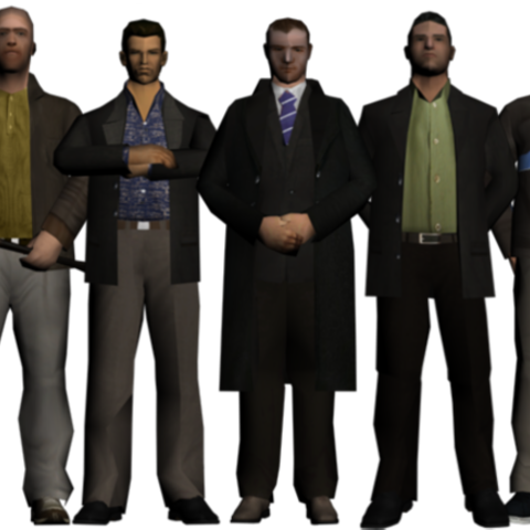 Mafia members