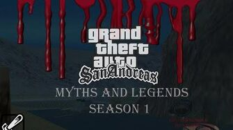 GTA San Andreas Myths and Legends Season 1 Intro