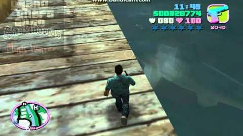 GTA Vice City Giant Shark Found