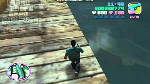 GTA Vice City Giant Shark Found