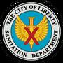 Liberty Sanitation Department Logo