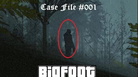 GTA SA Myth - Bigfoot