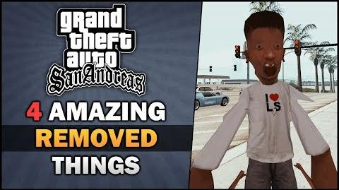 GTA SA - 4 Amazing Cut Things 💣- Feat