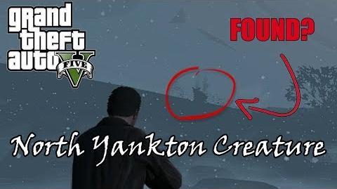 GTA 5 - MYTH- North Yankton Creature (NEW EVIDENCE)