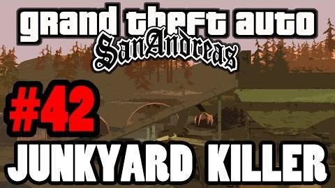 GTA San Andreas Myths & Legends The Junkyard Killer-0