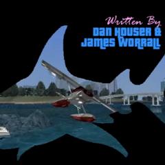 Shark in <i>GTA Vice City</i>'s intro.