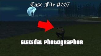 GTA SA Myth - Suicidal Photographer