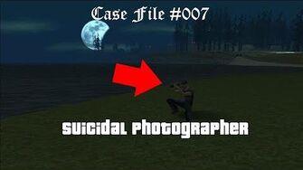 GTA SA Myth - Suicidal Photographer