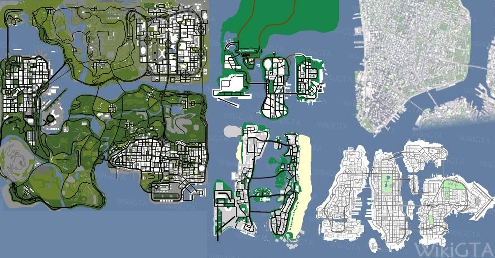 Invisible Barriers  GTA Myths Wiki  FANDOM powered by Wikia