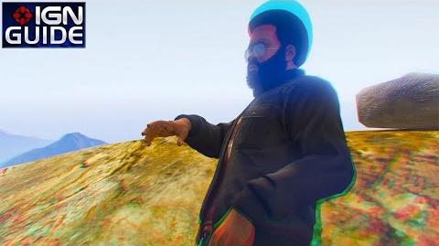 GTA 5 - ALL Peyote Plant Locations