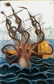 Krakenattackingship