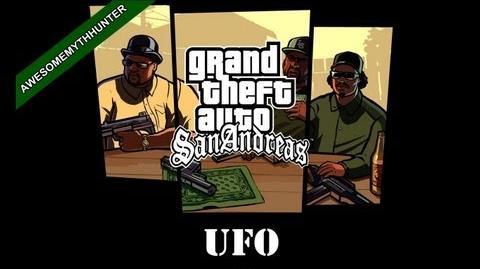 GTA San Andreas Myths & Legends -UFO'S HD