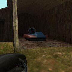 Vortex found in one of the shacks