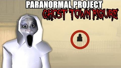 GTA San Andreas Myths . Ghost Town Figure - PARANORMAL PROJECT 72