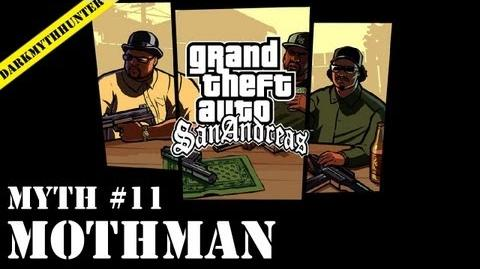 GTA San Andreas Myths & Legends - Mothman HD