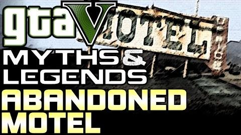 GTA V Myth Investigations - Case 3 Abandoned Motel-0