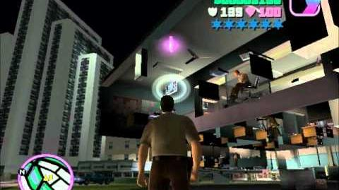GTA Vice City HIDDEN GHOST PLACE-0