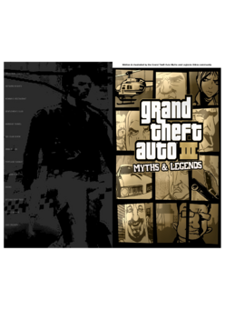 Gta Myths and Legends book