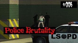 Police Brutality - GTA SA Myth