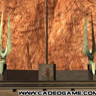 Sherman Dam Statues