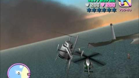 GTA Mystery hunters VC - Case 11 - Ghost helicopter