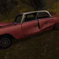 BoB Ghost Car