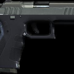 Combat Pistol.