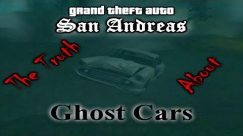 GTA SA Myth - The Truth About Ghost Cars