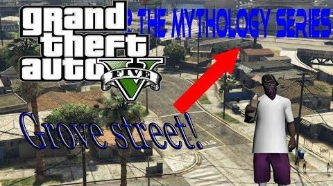 Grand Theft Auto V - Grove Street - -2 The GTA V Mythology Series