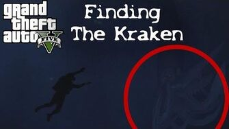 GTA 5 - Finding the Kraken (EASTER EGG SECRET)