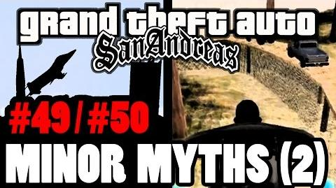 GTA SA Minor Myths 2 Ghost Hydra & Mt