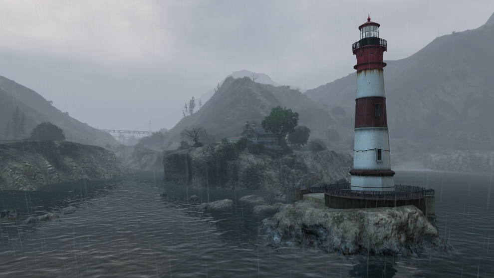 El Gordo Lighthouse | GTA Myths Wiki | FANDOM powered by Wikia
