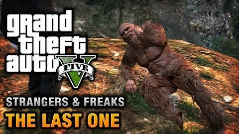 GTA 5 - Bigfoot - The Last One -100% Gold Medal Walkthrough-