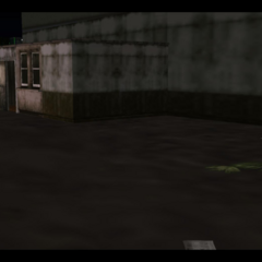 Exterior of the shack as seen in GTA: Vice City Stories.