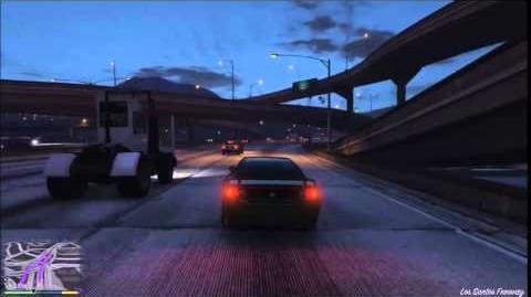 The Possessed Docktug (GTA V - Original Video)