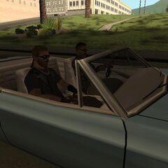 Street criminal's car