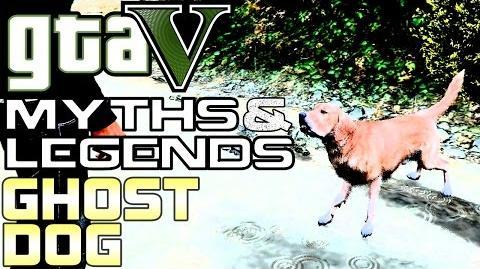 GTA 5 Myths & Legends (60fps) Ghost Dog