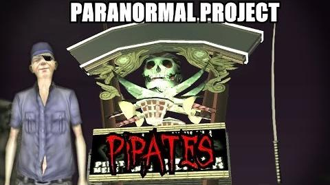 GTA San Andreas NEW MYTH . Pirates - PARANORMAL PROJECT 49-1