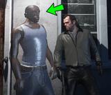CJ's Ghost (GTA V)