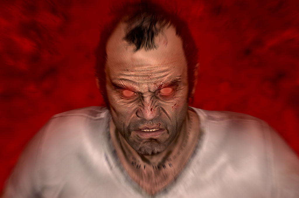 Trevor Philips Ghost