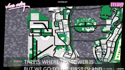 GTA VICE CITY myth 2 ghost tower by cfox171998 (new year 2013 special)