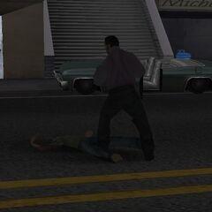 Third SF criminal against taxi driver