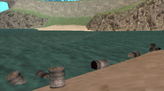 Fisher's Lagoon Barrels