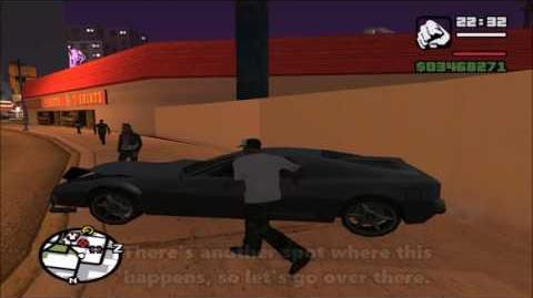 GTA San Andreas Myths & Legends Falling Lemmings Season 1 - Myth 2 HD