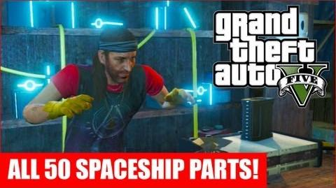 GTA 5 - All 50 Spaceship Parts Location Guide (GTA V)