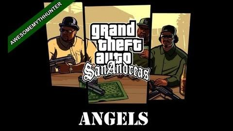 GTA San Andreas Myths & Legends -Angels HD-1