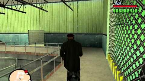 Grand Theft Auto San Andreas Area 69 (Area 51) Inside Tour