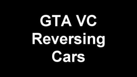 GTA VC - Reversing Cars-0