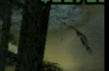Shady Creek Creature